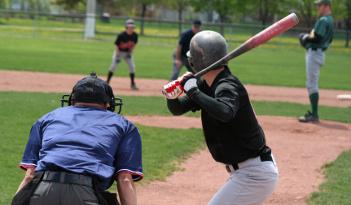 Baseball Team Event in Heidelberg